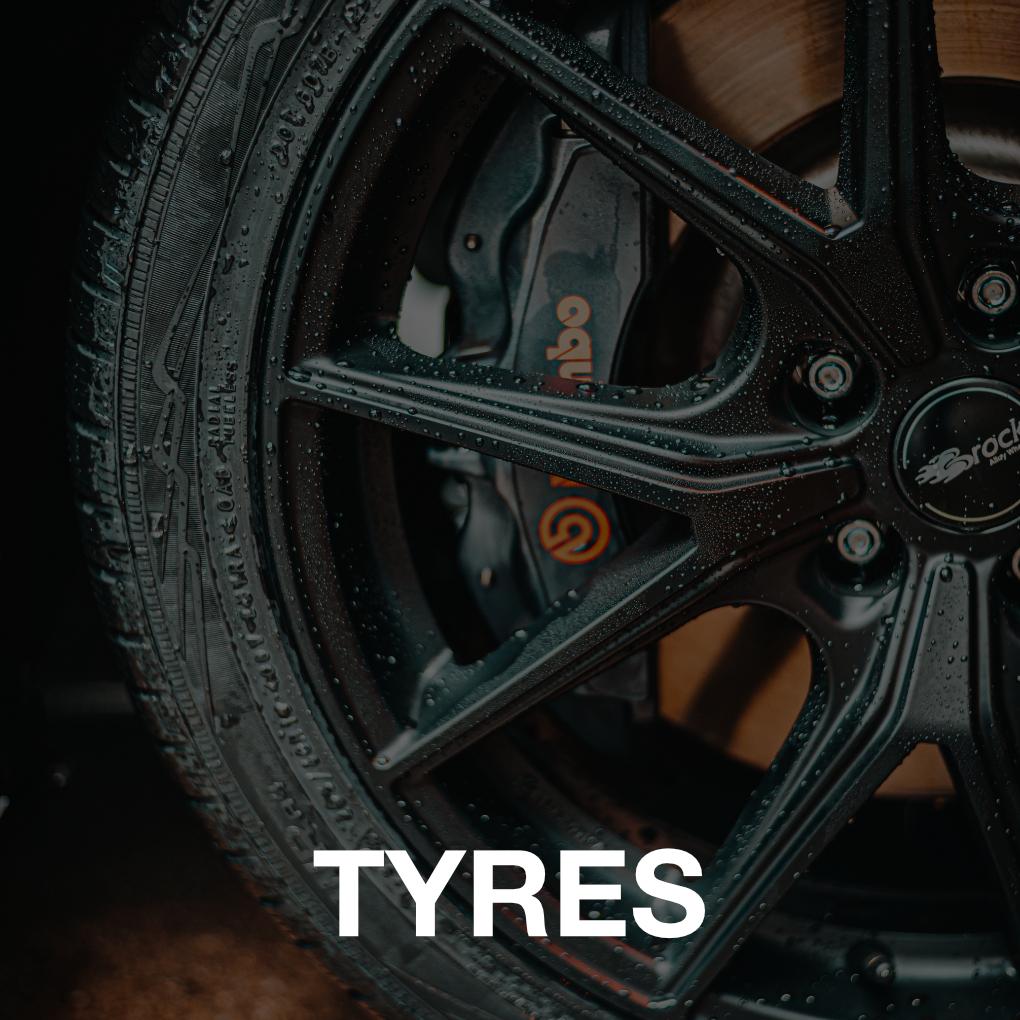 Shanahan Auto Gorey Wexford Tyres