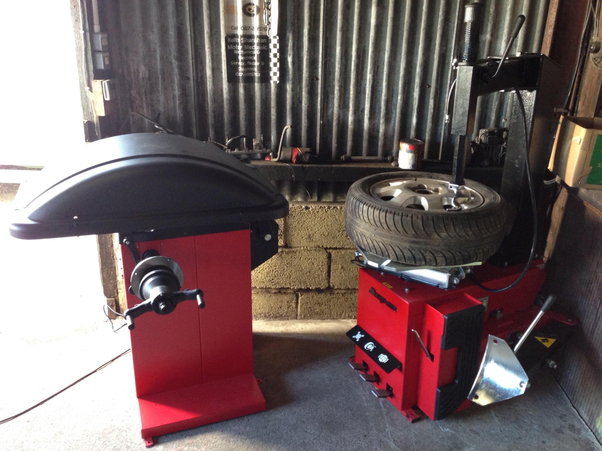Shanahan Auto Gorey Wexford Puncture Repair