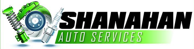 Shanahan Auto Gorey Wexford Logo Image